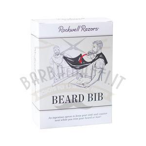 Mantella Barba con Ventose Beard Bib Rockwell