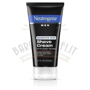 Shaving Cream Sensitive Skin Neutrogena 150 ml