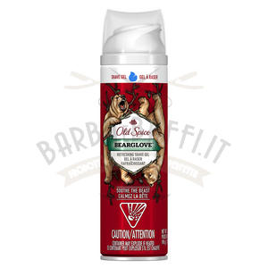 Gel da Barba Bearglove Old Spice 198 gr