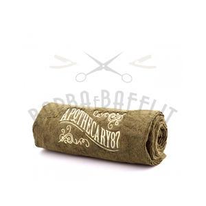 Asciugamano Verde Apothecary87