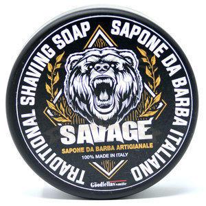 Sapone da Barba Artigianale Savage Goodfellas 100 gr