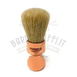 Pennello da Barba Setola Sbiancata Manico Rame 506 Copper Zenith
