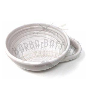 Ciotola Ceramica per Saponata Avorio Zenith