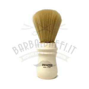 Pennello da Barba Manico Avorio Ghiera Oro Synt New 80B PS
