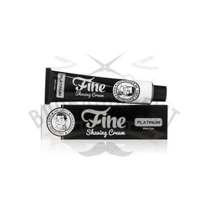 Shaving Cream Platinum Fine tubo 100 ml