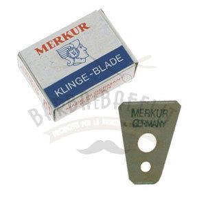 Merkur Pacchetto 10 Lamette Baffi e Basette