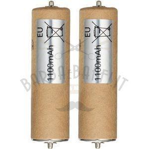 Batteria ricambio per Panasonic ER160/161/1611 2 pezzi