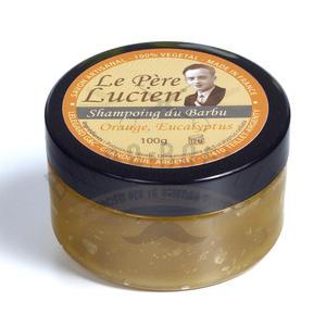 Shampoo da Barba Arancio e Eucalipto Le Pere Lucien 100 Gr