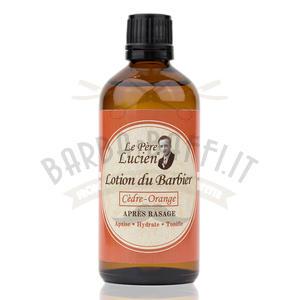 Dopobarba Liquido Cedre Orange Le Pere Lucien 100 ml