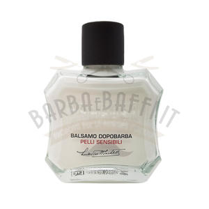 Balsamo Dopobarba Pelli Sensibili Proraso Linea Bianca flacone 100 ml.