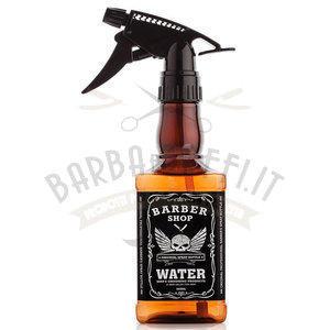 Spruzzo per Barbiere Bottiglia Whisky Brown 500 ml
