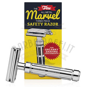 Rasoio di Sicurezza Closed Comb Marvel Fine