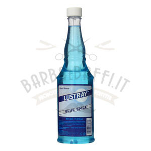 After Shave Blue spice Lustray 414 ml