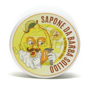 Sapone da Barba Solido al Limone Saponificio Bignoli 100 g