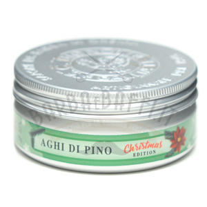 Sapone da Barba in Crema Aghi di Pino Saponificio Bignoli 175 g
