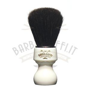 Pennello Barba Ciuffo Cavallo Soft BarbaeBaffi Manico Avorio 33350