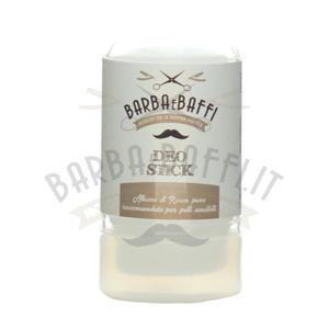 Deodorante in Stick Allume di Rocca BarbaeBaffi 60 g