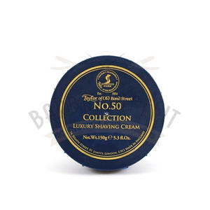 Crema da Barba No.50 Taylor ciotola 150 ml.