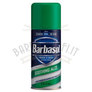 Schiuma da Barba Soothing Aloe Barbasol 198 g