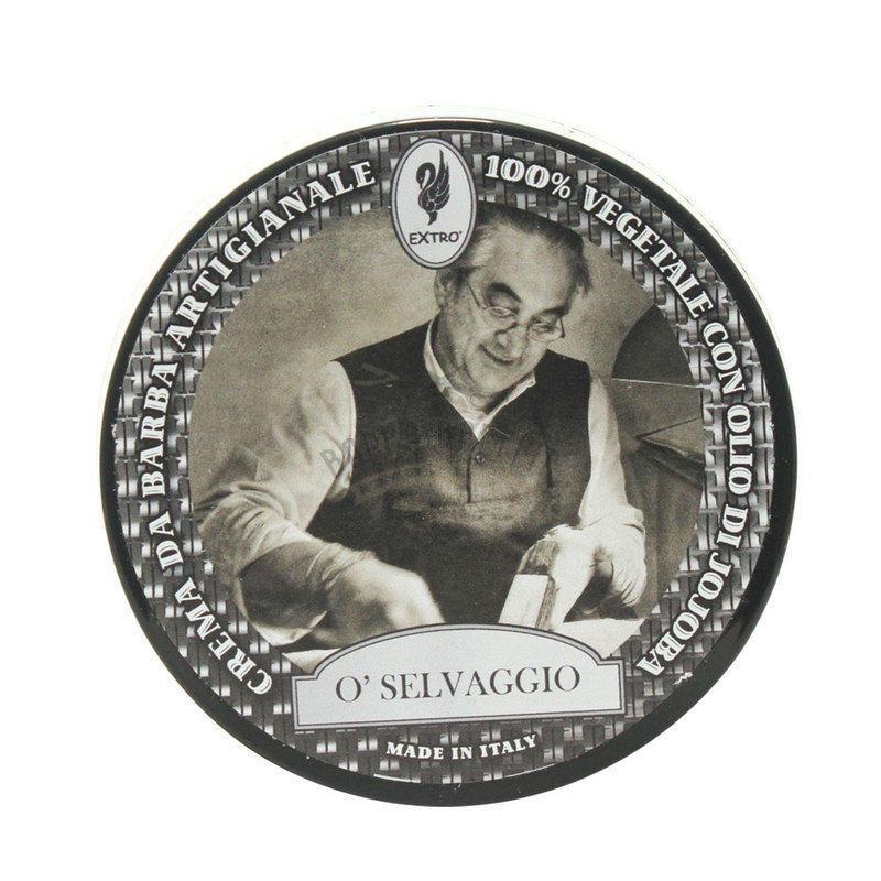 Crema da Barba O Selvaggio Extro Cosmesi Vaso 150 ml