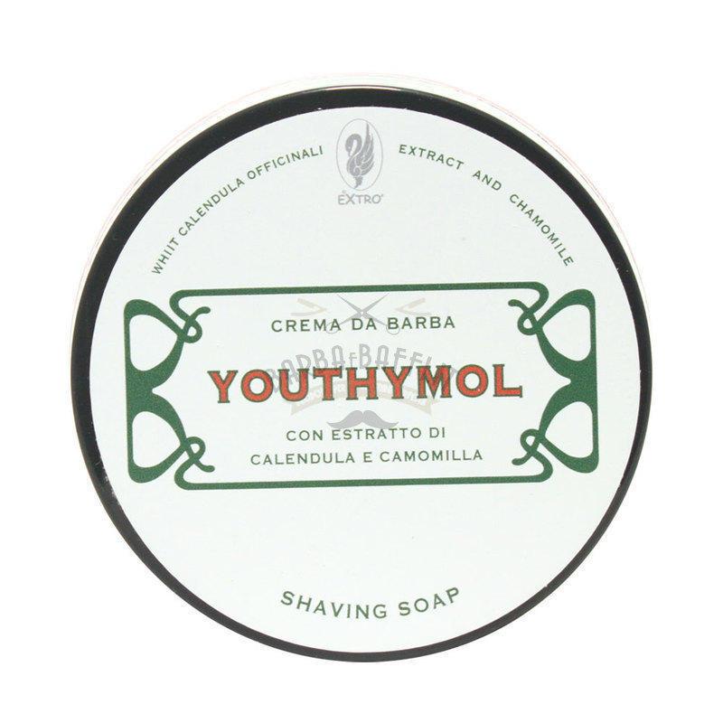 Crema da Barba Youthymol Extro Cosmesi Vaso 150 ml