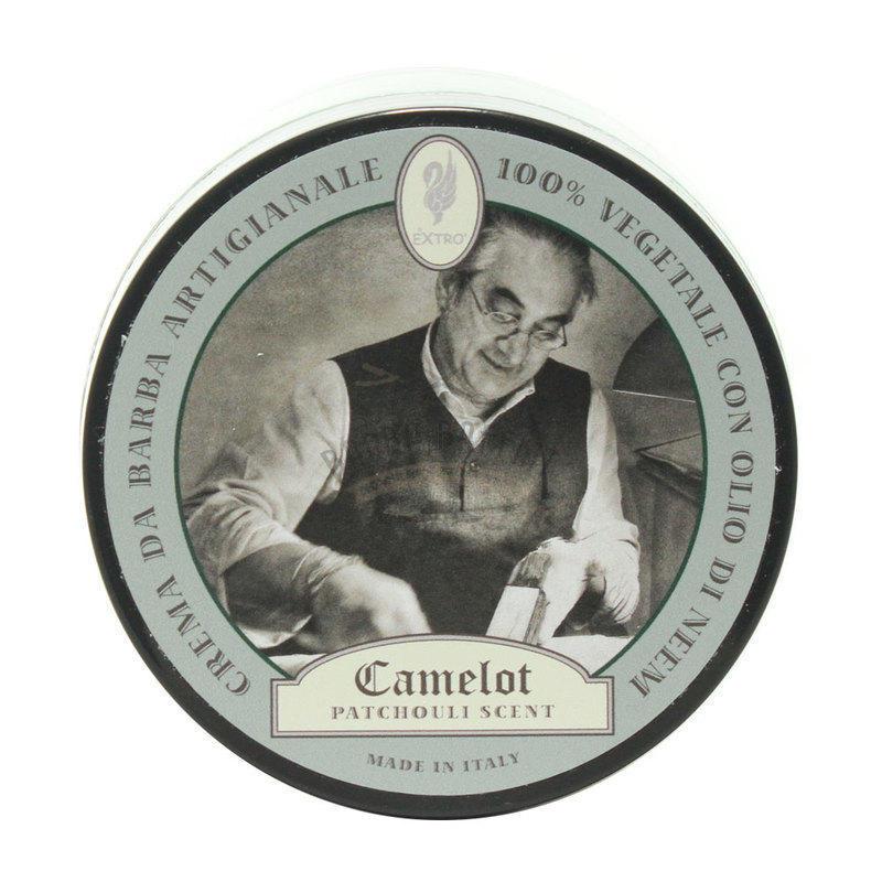 Crema da Barba Camelot Extro Cosmesi Vaso 150 ml