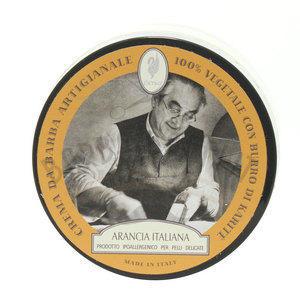 Crema da Barba Arancia Italiana Extro Cosmesi Vaso 150 ml