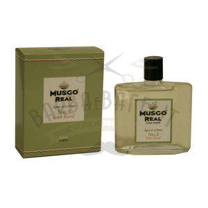 Agua de Colonia Musgo Real No. 5 Lime Basil 100 ml.