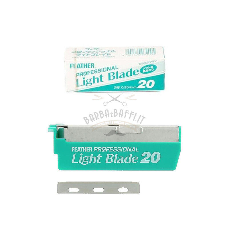 Lame Feather Light Blade Pacchetto 20 Lame