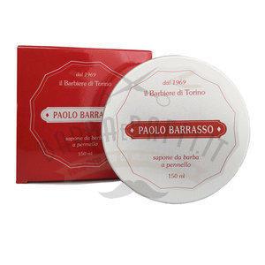 Sapone da Barba Rosso Paolo Barrasso 150 ml