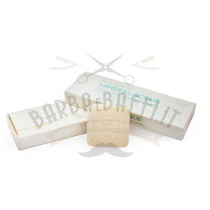 Set Saponette Scrub Latte di Capra Saponificio Varesino 3x100g
