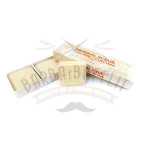 Set Saponette Scrub Curcuma Saponificio Varesino 3x100g