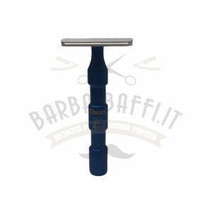 Rasoio Double Edge Flat Blu Focus R51