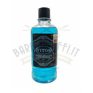 Vitos Dopobarba Liquido Blu 400 ml