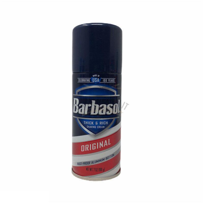 Schiuma da barba Original Barbasol 200 ml