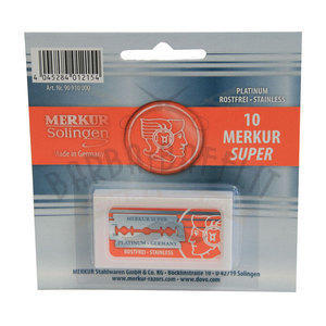 Lame Merkur Super pacchetto 10 pz