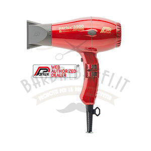 Phon 3500 Parlux Supercompact Rosso