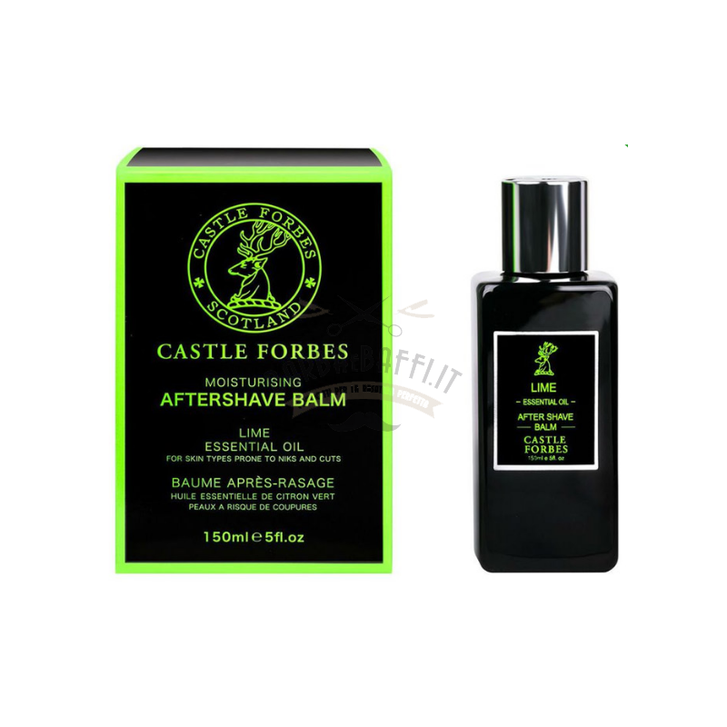 After Shave Balm Lime Castle Forbes 150 ml