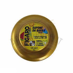 Sapone da Barba Figaro Fruits Ciotola 125 ml