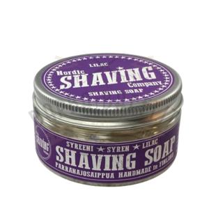 Sapone da Barba Shaving Soap Nordic Shaving Company Lilac 80 g