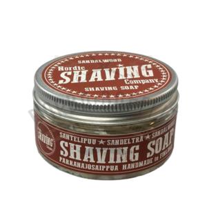Sapone da Barba Shaving Soap Nordic Shaving Company Sandalwood 80 g