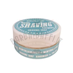 Sapone da Barba Shaving Soap Nordic Shaving Company Menthol e Pine 40 g