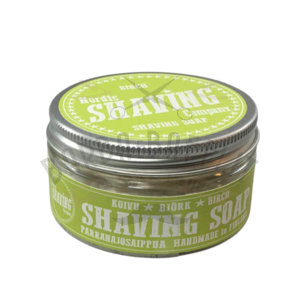 Sapone da Barba Shaving Soap Nordic Shaving Company Birch 80 g