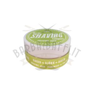 Sapone da Barba Shaving Soap Nordic Shaving Company Birch 40 g