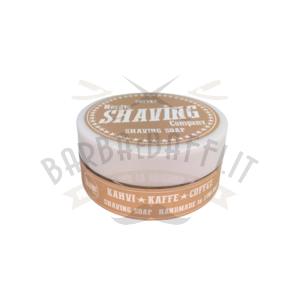 Sapone da Barba Shaving Soap Nordic Shaving Company Coffee 40 g