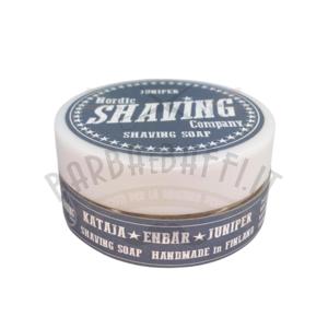 Sapone da Barba Shaving Soap Nordic Shaving Company Juniper 40 g