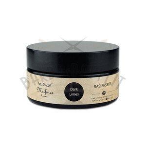 Crema da barba BIO Meissner Tremonia Dark Limes 200 ml.