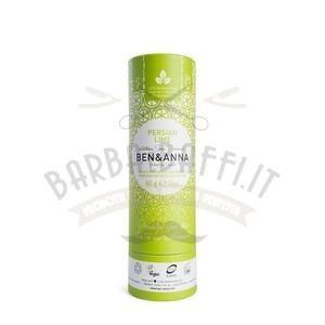 Deodorante in Stick Persian Lime Ben e Anna 60 g