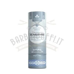 Deodorante in Stick Highland Breeze Ben e Anna 60 g