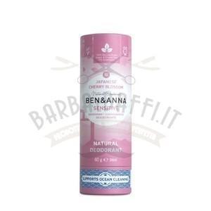 Deodorante in Stick Japanese Cherry Blossom Ben e Anna 60 g